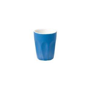 06.S10057.BL Incafe Blue Macchiato Cup Globe Importers Adelaide Hospitality Suppliers
