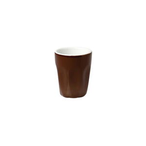 06.S10057.BR Incafe Brown Macchiato Cup Globe Importers Adelaide Hospitality Suppliers