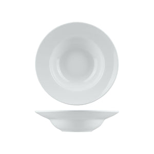 2210 Long Fine Arlington Soup / Pasta Bowl Wide Rim Globe Importers Adelaide Hospitality Supplies