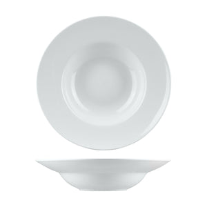 2211 Long Fine Arlington Soup / Pasta Bowl Wide Rim Globe Importers Adelaide Hospitality Supplies