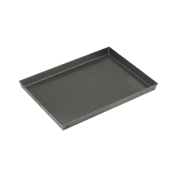 37350-T Baking Sheet Blue Steel With Straight Edge Globe Importers Adelaide Hospitality Supplies