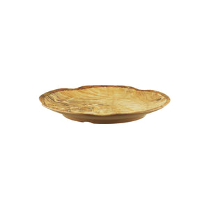 465330 Cheforward Transform Wood Grain Round Plate Globe Importers Adelaide Hospitality Supplies