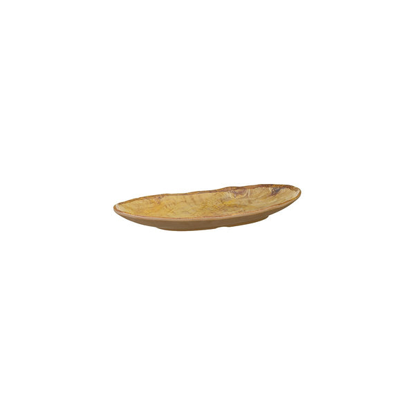 465423 Cheforward Transform Wood Grain Oval Plate Globe Importers Adelaide Hospitality Supplies