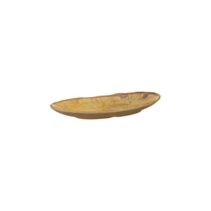 465426 Cheforward Transform Wood Grain Oval Plate Globe Importers Adelaide Hospitality Supplies