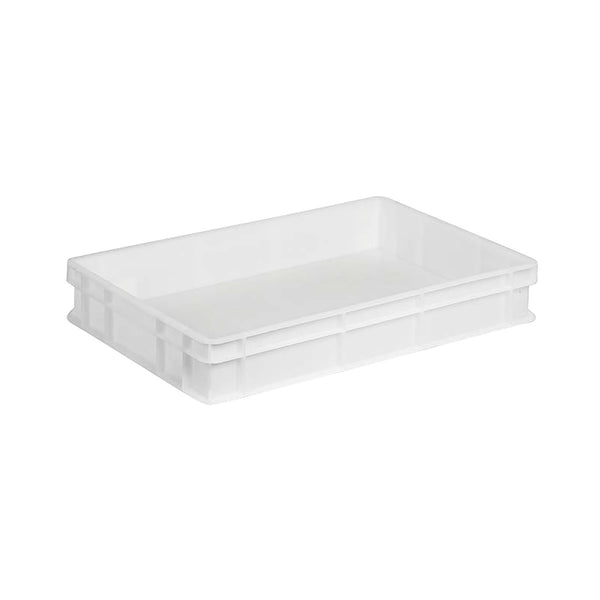 57.4407-N SSS Horeca Stackable Pizza Dough Boxes 600x400x70mm Globe Importers Adelaide Hospitality Supplies