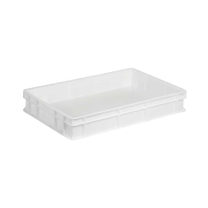 57.4410-N SSS Horeca Stackable Pizza Dough Boxes 600x400x100mm Globe Importers Adelaide Hospitality Supplies