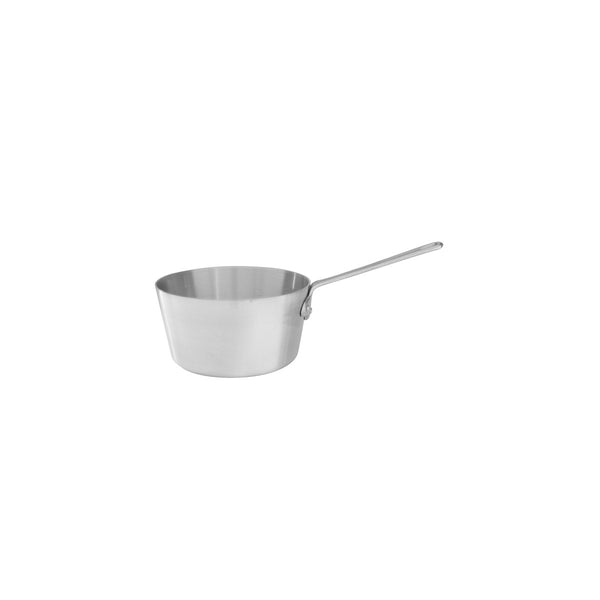 61001-TR CaterChef Saucepan Tapered Sides Aluminium No Cover Globe Importers Adelaide Hospitality Supplies