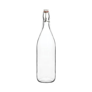 68504 Trenton Basics Glass Swing Top Bottles Round Globe Importers Adelaide Hospitality Suppliers