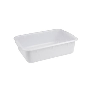 69311-W Tote Box White Globe Importers Adelaide Hospitality Suppliers