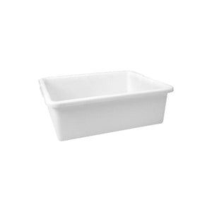 69312-W Tote Box White Globe Importers Adelaide Hospitality Suppliers