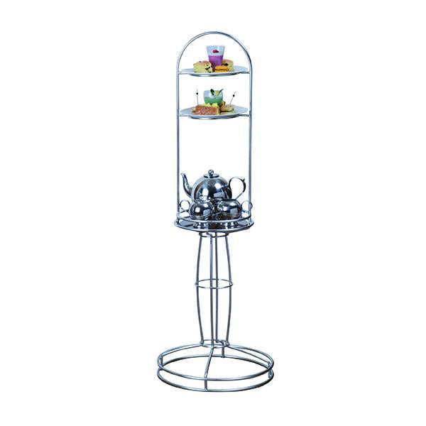 74679 Athena Mandarin 3 Tier Tea Stand Globe Importers Adelaide Hospitality Suppliers