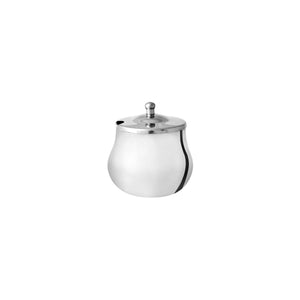 75712 Sugar Bowl 18/10 Stainless Steel Globe Importers Adelaide Hospitality Suppliers