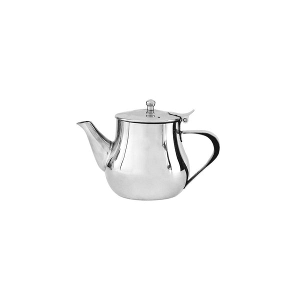 75713 Teapot 18/10 Stainless Steel Globe Importers Adelaide Hospitality Suppliers