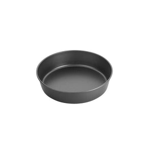 76.20939 Smooth Round Baking Pan with Tall Border Globe Importers Adelaide Hospitality Supplies