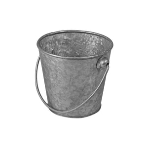 76604 Moda Brooklyn Mini Pail - Galvanised Globe Importers Adelaide Hospitality Suppliers