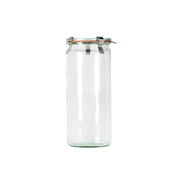 CC6411582 Luigi Bormioli Lock-Eat Glass Bottle Globe Importers Adelaide Hospitality Suppliers
