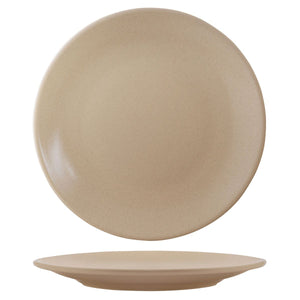 SAND ROUND COUPE PLATE