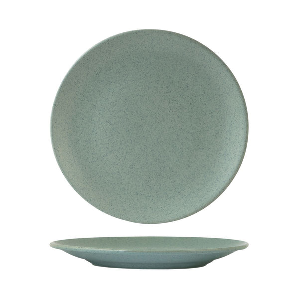 MINT ROUND COUPE PLATE