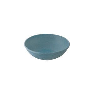DENIM ROUND BOWL