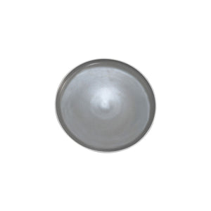 908008 Tablekraft Urban Grey Round Coupe Plate Globe Importers Adelaide Hospitality Supplies