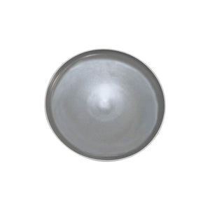 908010 Tablekraft Urban Grey Round Coupe Plate Globe Importers Adelaide Hospitality Supplies