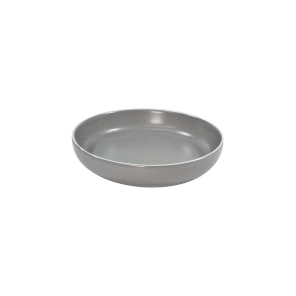 908018 Tablekraft Urban Grey Bowl Flared Globe Importers Adelaide Hospitality Supplies