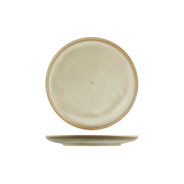 926020 Moda Porcelain Chic Round Plate Globe Importers Adelaide Hospitality Supplies