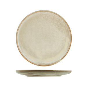 926026 Moda Porcelain Chic Round Plate Globe Importers Adelaide Hospitality Supplies