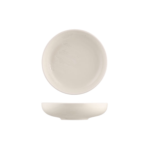 926557 Moda Porcelain Snow Round Share Bowl Globe Importers Adelaide Hospitality Supplies