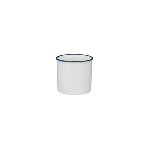 TINTIN - WHITE / NAVY SERVING CUP