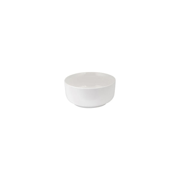946325 Luzerne Signature White Round Bowl - Vertical Rim Globe Importers Adelaide Hospitality Supplies
