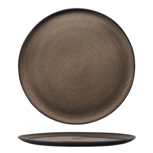 RUSTIC CHESTNUT PIZZA PLATE