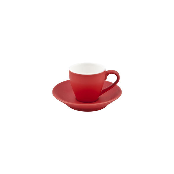 978012 Bevande Rosso Espresso Cup Globe Importers Adelaide Hospitality Supplies