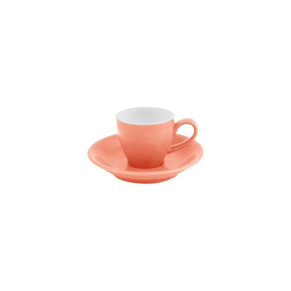 978032 Bevande Apricot Espresso Cup Globe Importers Adelaide Hospitality Supplies