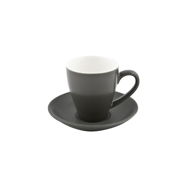 978244 Bevande Slate Cappuccino Cup Globe Importers Adelaide Hospitality Supplies