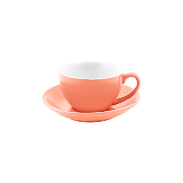 978362 Bevande Apricot Coffee / Tea Cup Globe Importers Adelaide Hospitality Supplies