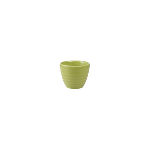 9951004 Churchill Bit On The Side Ripple Sauce Pot Green Globe Importers Adelaide Hospitality Supplies