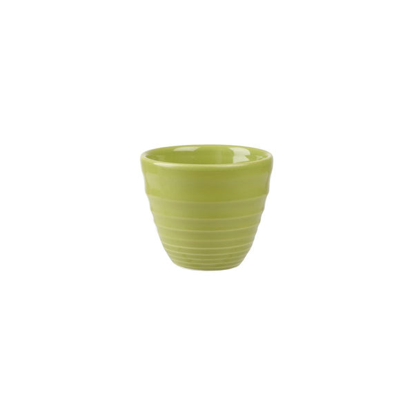 9951024 Churchill Bit On The Side Ripple Chip Mug Green Globe Importers Adelaide Hospitality Supplies