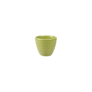 9951044 Churchill Bit On The Side Ripple Sauce Pot Green Globe Importers Adelaide Hospitality Supplies