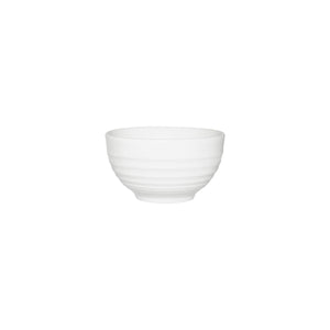 9952001 Churchill Bit On The Side Ripple Bowl White Globe Importers Adelaide Hospitality Supplies