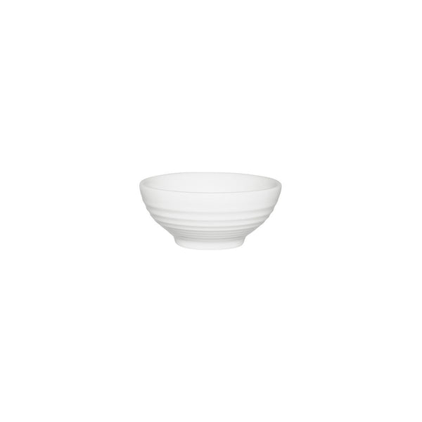 9952021 Churchill Bit On The Side Ripple Bowl White Globe Importers Adelaide Hospitality Supplies