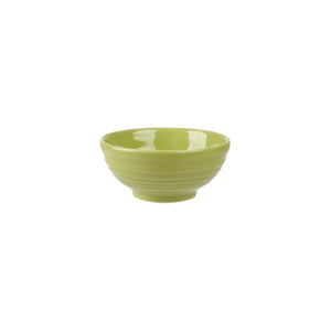 9952034 Churchill Bit On The Side Ripple Bowl Green Globe Importers Adelaide Hospitality Supplies