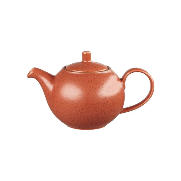 9975035-O Stonecast Spiced Orange Beverage Pot Globe Importers Adelaide Hospitality Supplies