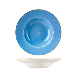 9975424-B Stonecast Cornflower Soup / Pasta Bowl Globe Importers Adelaide Hospitality Supplies