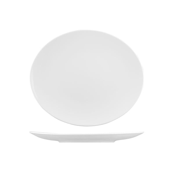 BANQUET COLLECTION OVAL COUPE PLATE