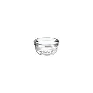340-008-T Bormioli Rocco Glass Jar With Hinge Lid Globe Importers Adelaide Hospitality Suppliers