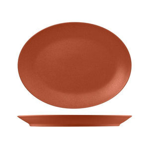 NEO FUSION TERRA OVAL COUPE PLATTER