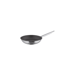 P220-020-TR Pujadas Non-Stick Frypan 18/10 Stainless Steel Body And Handle Excalibur Coating Globe Importers Adelaide Hospitality Suppliers