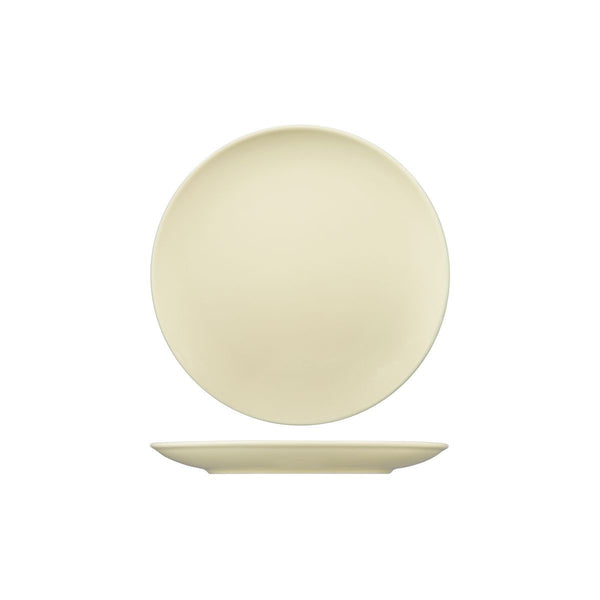 RV3210-PL RAK Vintage Pearly Round Coupe Plate Globe Importers Adelaide Hospitality Supplies