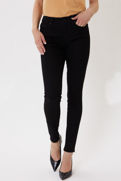 Kaia High Rise Skinny Jeans